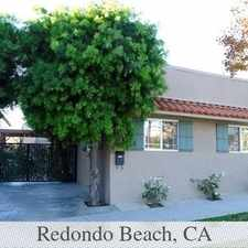 Rental info for Wonderful SFR In South. Parking Available! in the Redondo Beach area