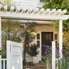 Rental info for Santa Monica - 5bd/3bth 3,400sqft Guesthouse Fo... in the Los Angeles area
