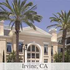 Rental info for Pet Friendly 1+1 Apartment In Irvine. Parking A... in the Irvine area