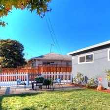 Rental info for Beautiful Redwood City Duplex/Triplex For Rent.... in the Redwood City area