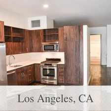 Rental info for Rare, Bi-Level 2Br Loft With Private Ground Flo... in the Los Angeles area