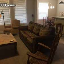 Rental info for Three Bedroom In Oklahoma City in the Edmond area
