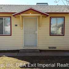 Rental info for 217-231 D St. in the Brawley area