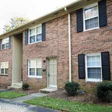 Rental info for 616 Davie Avenue in the Statesville area