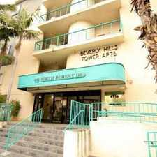 Rental info for 125 N Doheny Dr. in the Los Angeles area