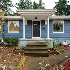 Rental info for 4134 NE 78th Ave. in the Cully area