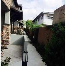 Rental info for CONVENIENCE LOCATION . Washer/Dryer Hookups! in the Arcadia area