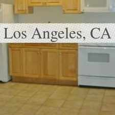 Rental info for Apartment In Great Location in the Los Angeles area