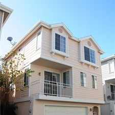 Rental info for 3 Bedrooms Townhouse In Lomita in the Lomita area