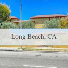 Rental info for Spacious Multi-Level Townhouse In Quiet Complex... in the Long Beach area