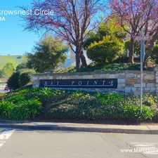 Rental info for 334 Crowsnest Circle in the Hercules area