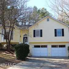 Rental info for 475 Indian Trail Drive