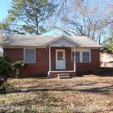 Rental info for 3023 Morehouse Street in the 31907 area
