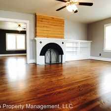 Rental info for 1006 NW Eubanks St. in the Oklahoma City area