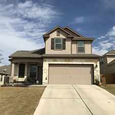 Rental info for 3314 Candleside Drive in the San Antonio area