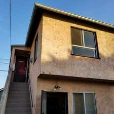 Rental info for 1058 1/4 S. Norton Ave in the Los Angeles area