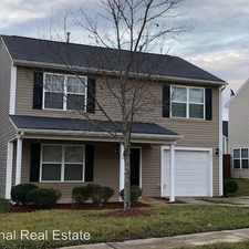 Rental info for 5626 Graypark Dr in the Charlotte area