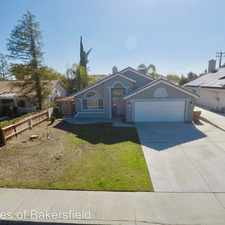 Rental info for 4015 Rio Viejo Dr in the Bakersfield area