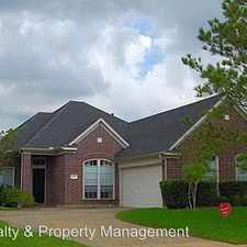 Rental info for 3619 PARKSHIRE DRIVE