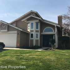 Rental info for 613 REED ST in the Bakersfield area