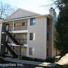 Rental info for 7516 Pebblestone Drive, Unit #M in the Idlewild South area