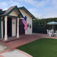 Rental info for 1450 11th St. in the 90266 area