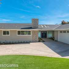 Rental info for 27516 Sunnyridge Road in the Los Angeles area