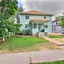 Rental info for 1619 11th Ave A