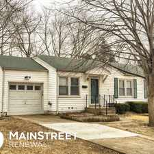 Rental info for 10076 Hedge Drive in the St. Louis area