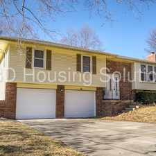 Rental info for Fantastic Large Home In Country Club North Blue Springs Neighborhood in the Independence area