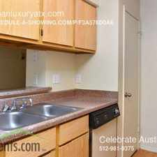 Rental info for 3220 S. 1st in the Austin area