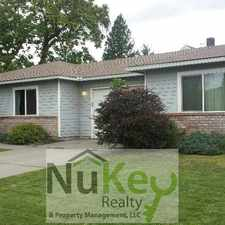 Rental info for 1022 West Lacrosse Avenue in the Spokane area
