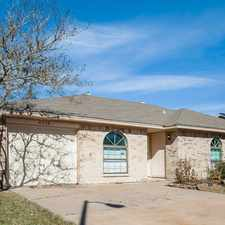 Rental info for 4318 Townes Forest Road in the Houston area