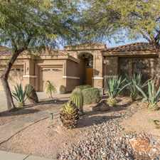 Rental info for 4724 East Via Montoya Drive in the Phoenix area