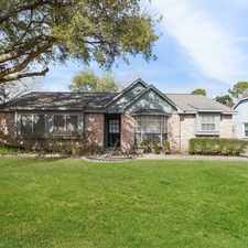 Rental info for 527 Shealy Street in the Houston area