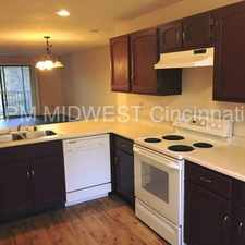 Rental info for Look no Further! Low Maintenance Condo living awaits the discerning re in the Cincinnati area