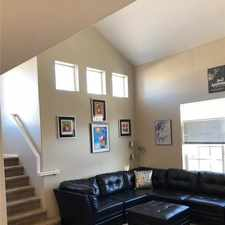 Rental info for Welcome To The Maintenance Free Lifestyle Of To... in the Thornton area