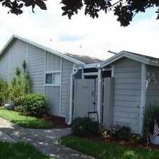 Rental info for House For Rent In Cocoa. Washer/Dryer Hookups!