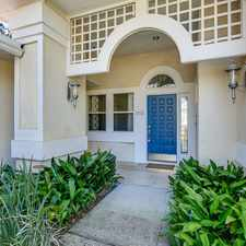 Rental info for Cozy Home In Gated Community in the Jacksonville area