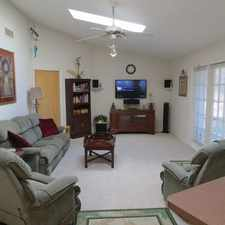 Rental info for 3 Bedroom, 2 Bath Home In Raintree For Rent. in the Tampa area