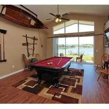 Rental info for Executive Style Home In Suncoast Lakes.