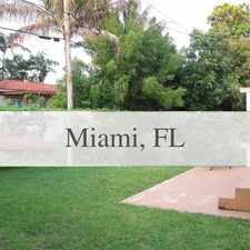 Rental info for House For Rent In Coral Gables. Will Consider! in the Coral Gables area