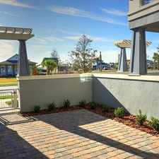 Rental info for Brand New Townhome For Rent In Laureate Park - ... in the Orlando area
