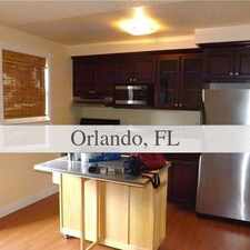 Rental info for Apartment For Rent In ORLANDO. in the Orlando area