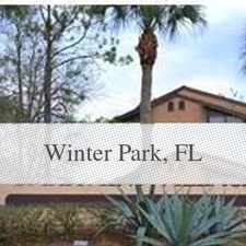 Rental info for Great Second Floor Large Two Bedroom Unit. Pet OK! in the Orlando area