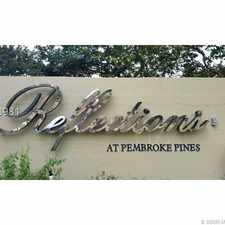 Rental info for 2301 Northwest 96th Terrace #16-O in the Pembroke Pines area