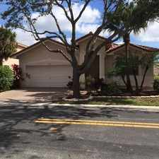 Rental info for 2167 North 73rd Terrace in the Pembroke Pines area
