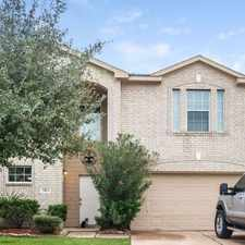 Rental info for 7923 Acacia Falls Court in the Houston area