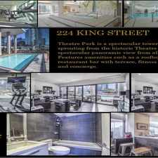 Rental info for 224 King Street West in the Kensington-Chinatown area