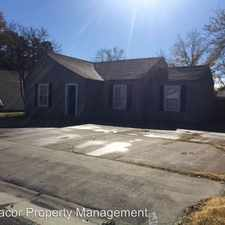 Rental info for 2421 25th St in the Lubbock area